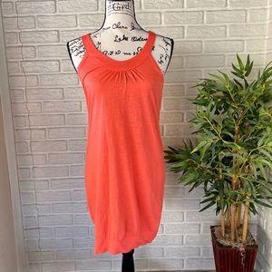 Tank Coral Dress